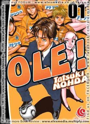 OLE! vol. 01  by  Tatsuki NOHDA