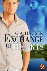 Exchange of Hearts (Heart of Steele #.5)  by  G.A. Hauser