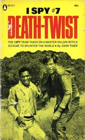 Death-Twist (I Spy, #7)  by  Walter Wager