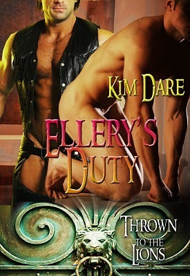 Ellerys Duty (Thrown to the Lions #3)  by  Kim Dare