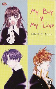 My Boy  X  My Love  by  Aqua Mizuto