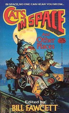 Cats in Space and Other Places Bill Fawcett