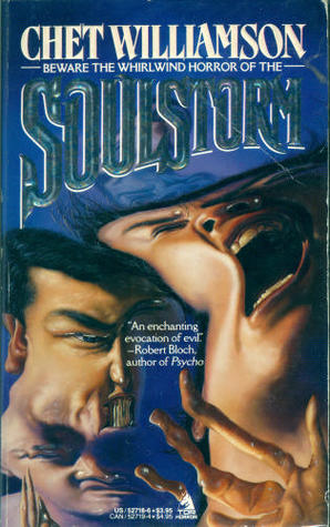 Soulstorm Chet Williamson