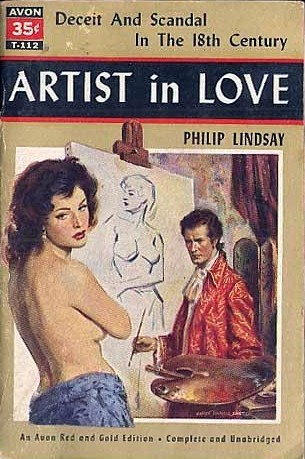Artist in Love  by  Philip Lindsay