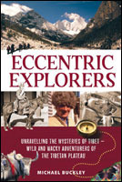 Eccentric Explorers  by  Michael  Buckley