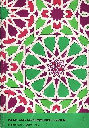 Islam and Governmental System (Seri INIS, #11)  by  Munawir Sjadzali