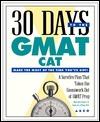30 Days to the GMAT CAT Mark Alan Stewart