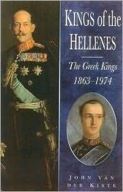 Kings of the Hellenes John Van der Kiste