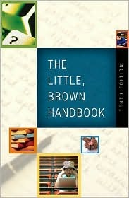 Little Brown Handbook&mycomplab New Etx Pkg H. Ramsey Fowler