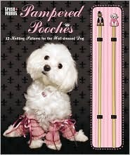 Trixie + Peanut Pampered Pooches - 12 Knitting Patterns for the Well-dressed Dog  by  Edie Eckman