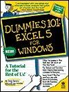 Dummies 101: Excel 5 for Windows (Dummies 101 Series)  by  Greg Harvey