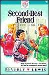 Second-Best Friend (Hollys Heart, #6) Beverly  Lewis
