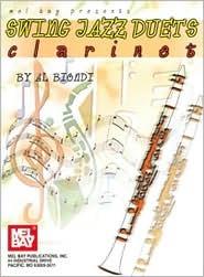 Mel Bay Swing Jazz Duets-Clarinet Ed. Al Biondi