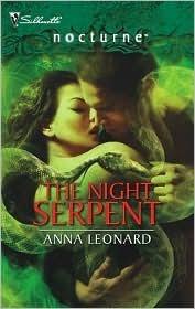 The Night Serpent  by  Anna Leonard