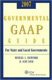 Governmental GAAP Guide for State and Local Governments Michael A. Crawford