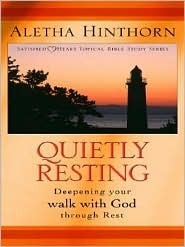 Quietly Resting  by  Aletha Hinthorn