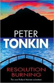 Resolution Burning (Richard Mariner, #15) Peter Tonkin