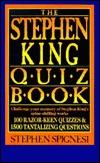 The Stephen King Quiz Book  by  Stephen J. Spignesi