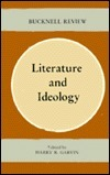 Literature And Ideology  by  Harry Garvin