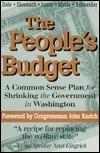 The Peoples Budget: A Practical Plan for Shrinking Government Waste  by  Frank Luntz
