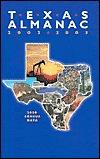 Texas Almanac 2002-2003  by  Dallas Morning News