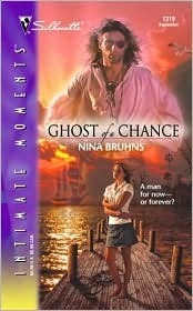 Ghost of a Chance (Frenchmans Island, #1) Nina Bruhns