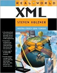 Real World XML  by  Steven Holzner