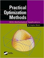 Practical Optimization Methods [With CDROM] M. Asghar Bhatti