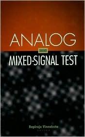 Analog And Mixed Signal Test Bapiraju Vinnakota