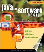 Intro to Java & Software Design Revised  by  Nell B. Dale