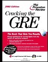 Cracking the GRE: 2002 Edition  by  Karen Lurie