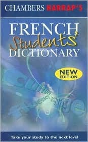 French Students Dictionary  by  Kate Nicholson