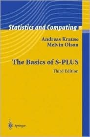 Basics of S-Plus  by  Andreas Krause