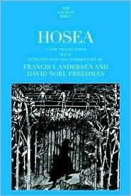 Hosea  by  Francis I. Andersen