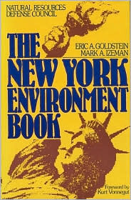 The New York Environment Book Eric A. Goldstein