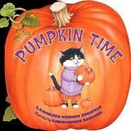 Pumpkin Time  by  Kathleen Weidner Zoehfeld