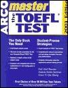 Master The Toefl Test  by  Patricia Noble Sullivan