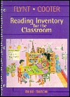 Flynt-Cooter Reading Inventory for the Classroom  by  E. Sutton Flynt