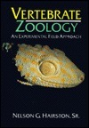 Vertebrate Zoology: An Experimental Field Approach  by  Nelson G. Hairston