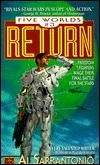 Return (Five World Saga, #3)  by  Al Sarrantonio