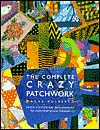 The Complete Crazy Patchwork ANNE HULBERT