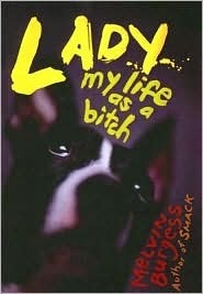 Lady: My Life as a Bitch  by  Melvin Burgess