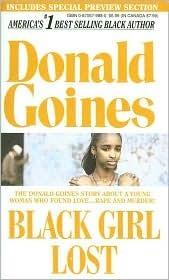 Black Girl Lost Donald Goines