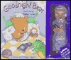 Goodnight Bear [With Built-In Nightlight] Kathy Couri