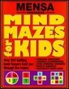 Mensa presents mind mazes for kids  by  Robert Allen