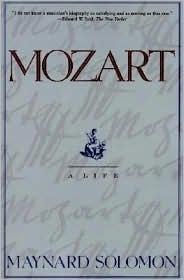 Mozart  by  Maynard Solomon