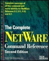 The Complete NetWare Command Reference  by  New Riders Development Group