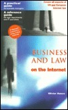 Business and Law on the Internet Olivier Hance