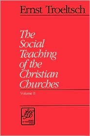 Religion in History Ernst Troeltsch
