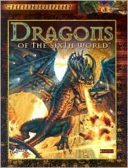 Dragons of the Sixth World  by  FanPro